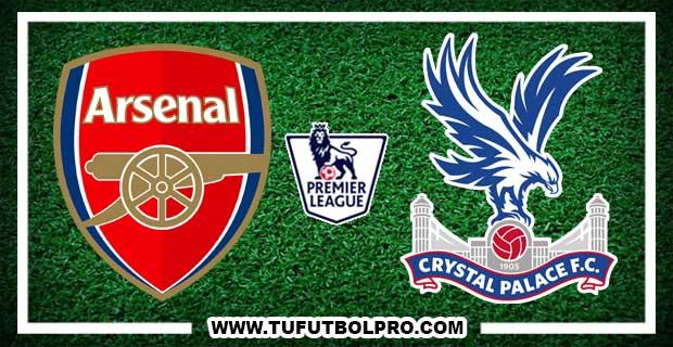Ver Arsenal vs Crystal Palace EN VIVO Por Internet Hoy 1 de Enero 2017