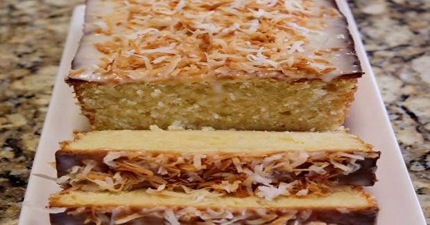 Coconut Buttermilk Pound Cake Recipe