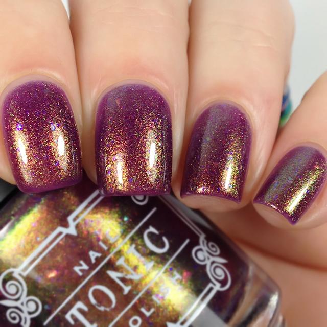 Tonic Nail Polish-My Magic Wine