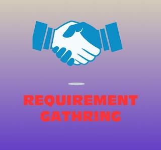 Requirement gathring sysytem analys