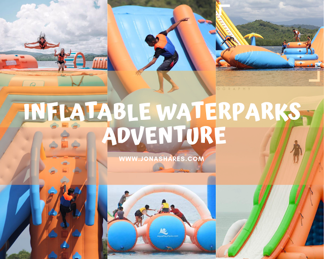 Inflatable Water Parks Adventure
