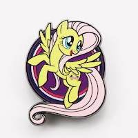 My Little Pony Fluttershy AR Pin by Pinfinity