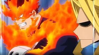 Boku No Hero Academia 4 Episodio 16