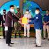 Serah Terima Laporan Hasil Pilkades, Disertai Pelepasan Atribut PPKD Desa Sukamukti Banyuresmi Garut