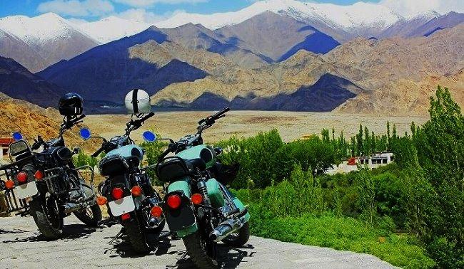 Ladakh Trip - By Bike