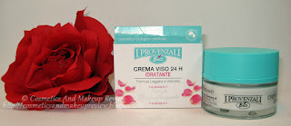 I Provenzali - Crema viso 24h biologica idratante