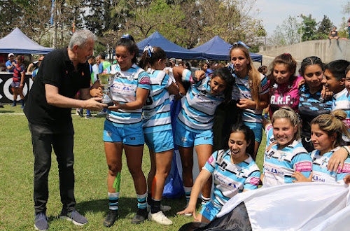 Alberdi festejó en el Regional Femenino