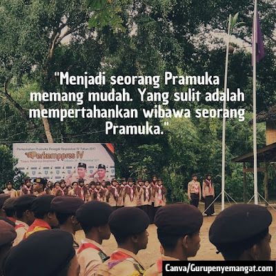 Gambar Ucapan Selamat Hari Pramuka Indonesia (6)