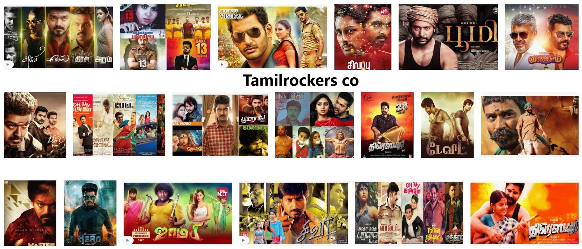 Tamilrockers co Tamil Movie