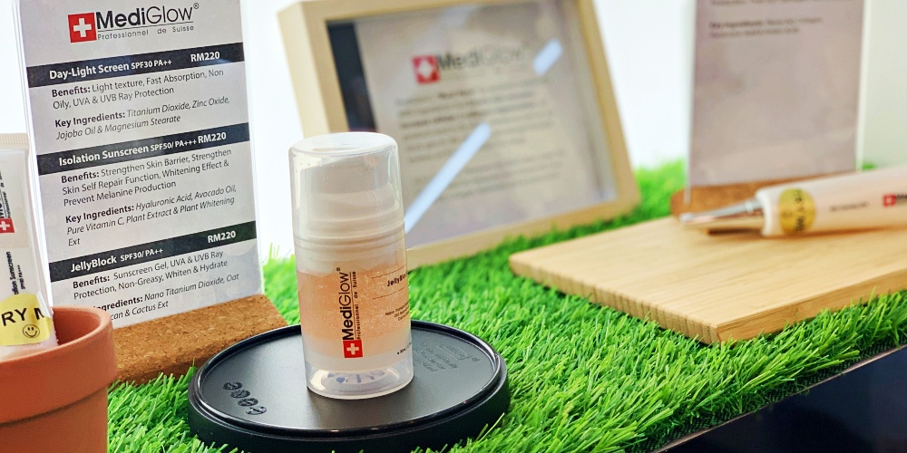 SSKlinic, Beauty by Rawlins, Rawlins GLAM, Dina Nadzir, Kurus, Beauty Treatment, Pay As You Wish Campaign, Beauty Campaign, Dina Nadzir kurus, MediGlow skincare. MediGlow