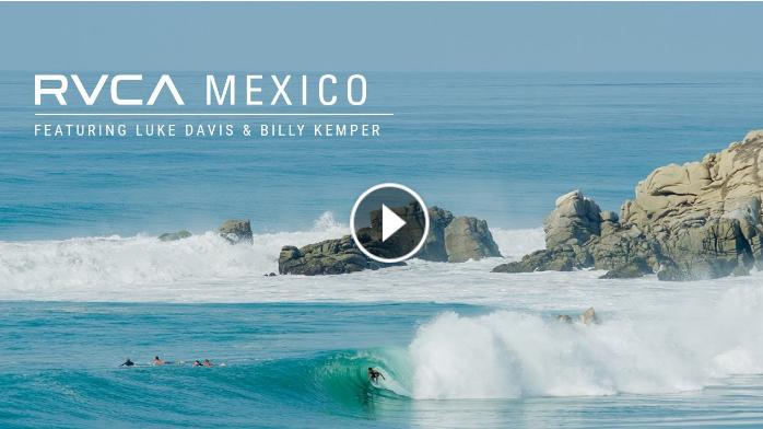 RVCA SURF MEXICO