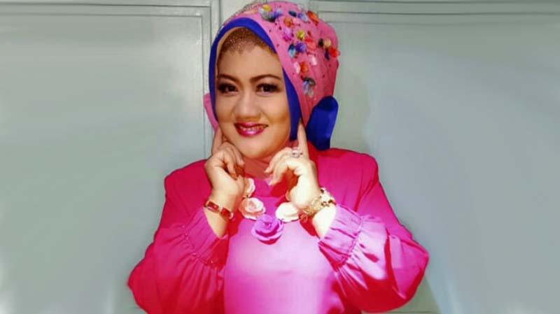 Dr. Mariyam S Mery Semakin Eksis
