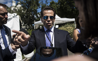 Anthony Scaramucci Called Me to Unload About White House Leakers, Reince Priebus, and Steve Bannon | The New Yorker