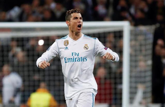 Real Madrid comunica saída de Cristiano Ronaldo para Juventus