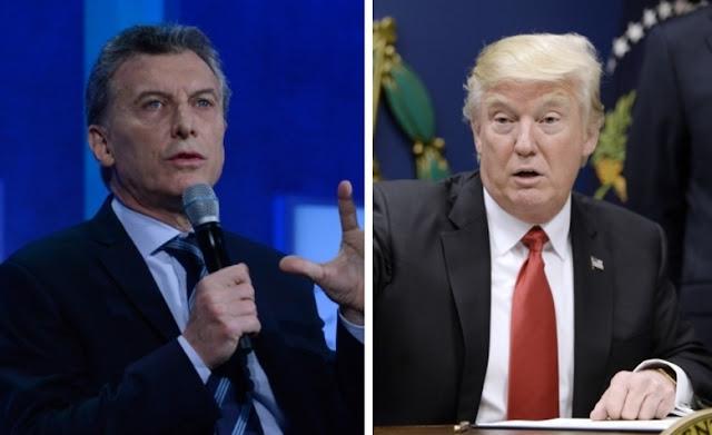Maurício Macri, Donald Trump e as restrições à migração