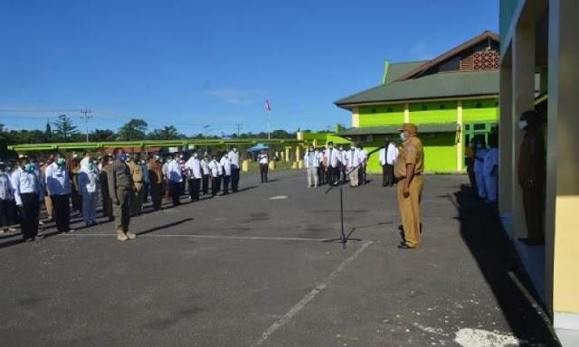 Soal Pemberhentian dr Felix Duwit, Begini Klarifikasi Bupati Sorong Selatan