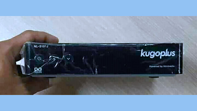 Spesifikasi Decoder rekomendasi Ninmedia Kugoplus