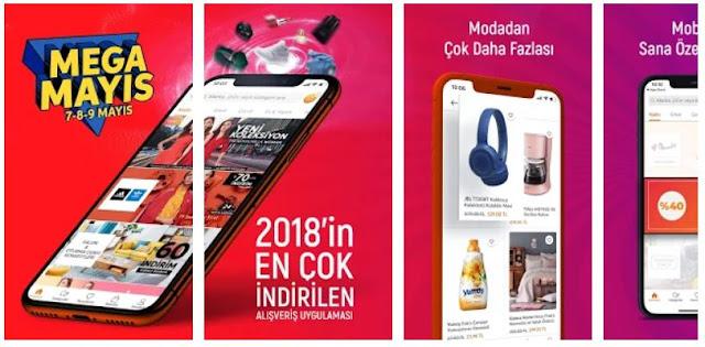 Download Trendyol - Moda & Alışveriş, Fashion & Shopping Mobile App