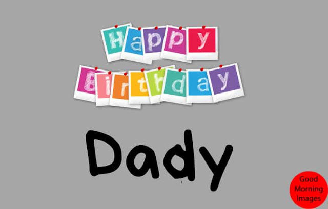Happy birthday dady images free download