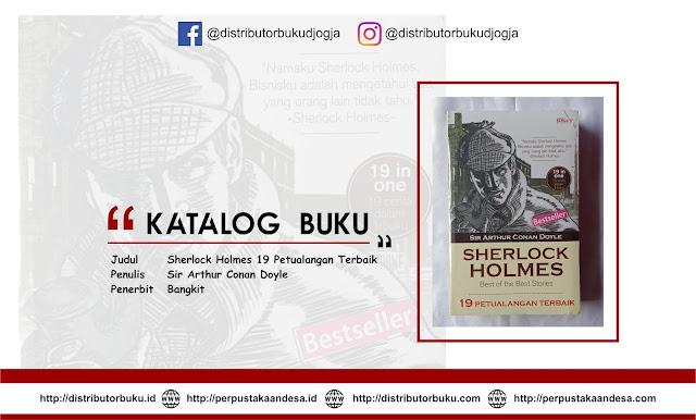 Sherlock Holmes 19 Petualangan Terbaik