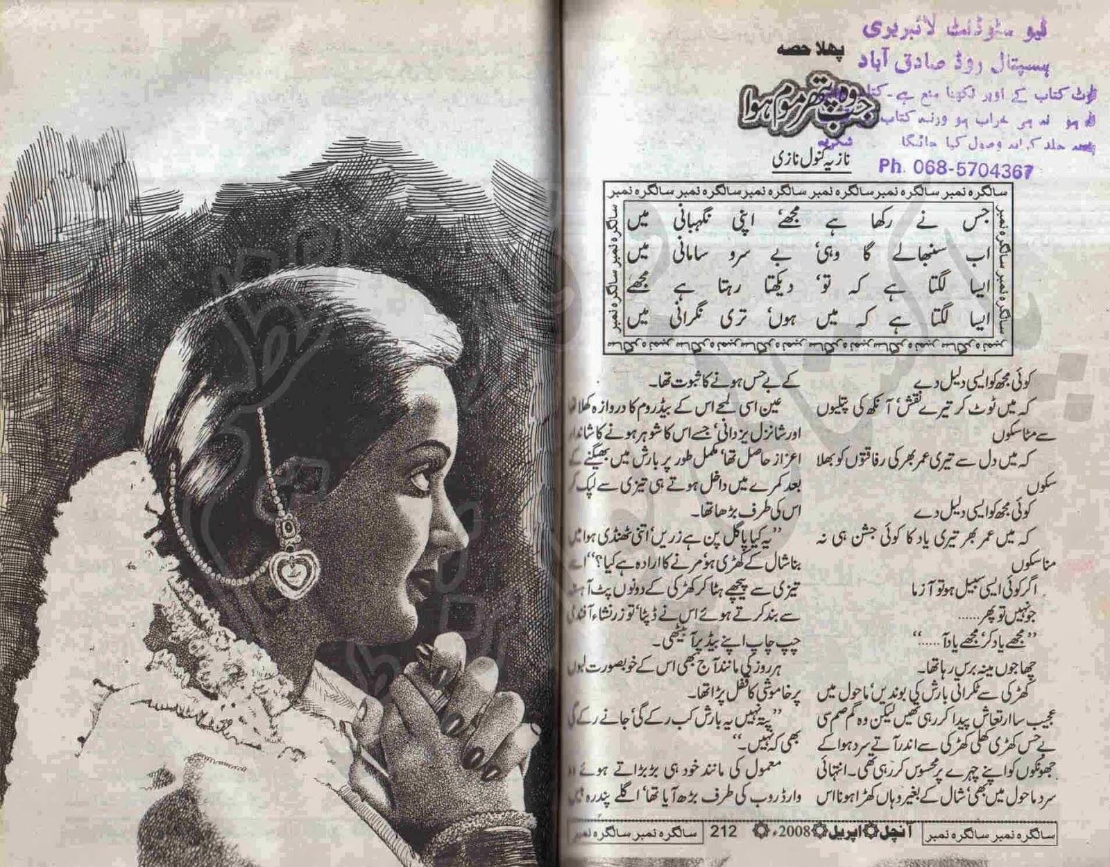 Kitab dost romantic novels | EZ Readings: Khwab main tabeer or tum