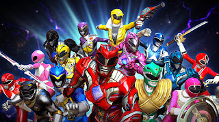 Download Power Rangers: Legacy Wars Mod APK Terbaru