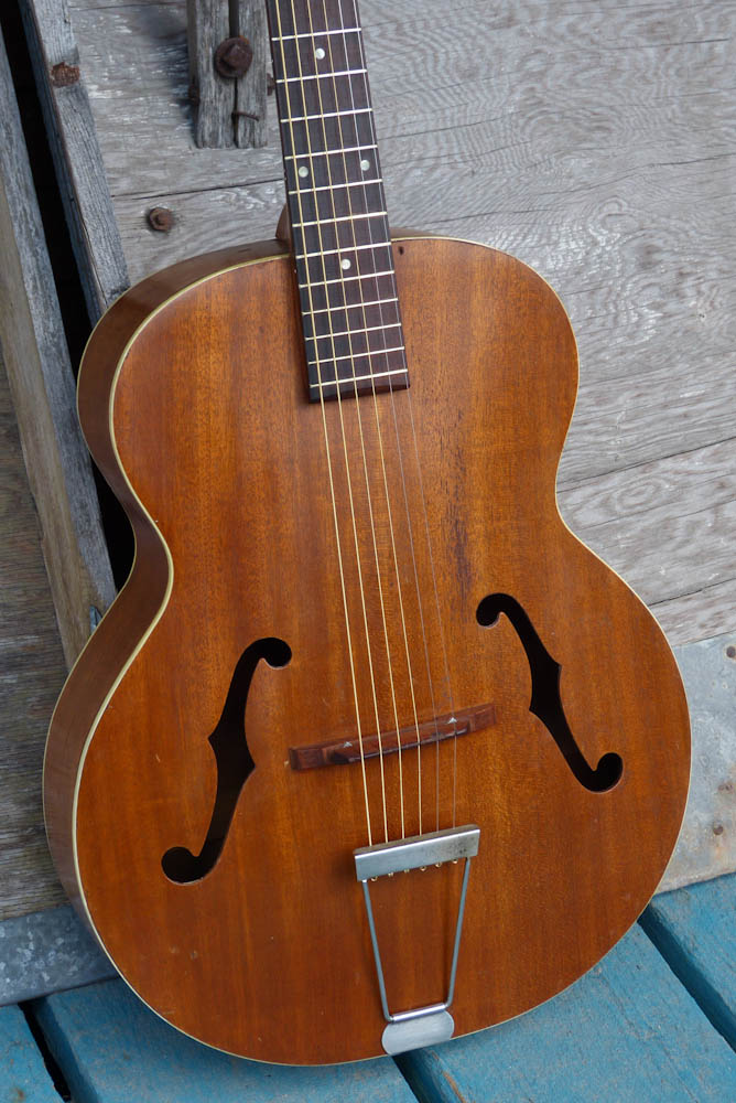1940s harmony made h1431 biltmore ritz archtop guitar. Black Bedroom Furniture Sets. Home Design Ideas