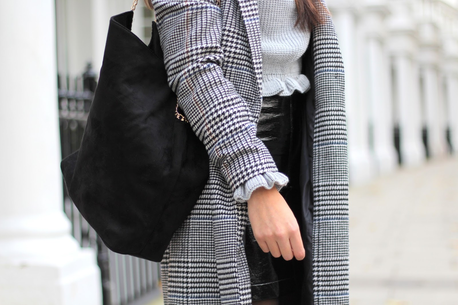 street style blogger peexo fashion winter