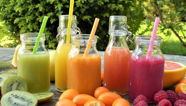 Healthy Fruit Drink
