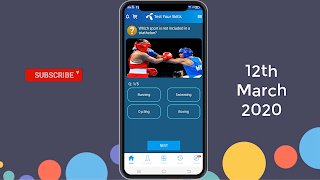My Telenor Play and Win 12-03-2020