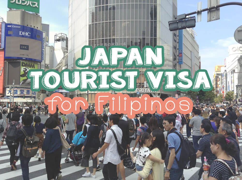 Japan Tourist Visa For Filipinos Guide