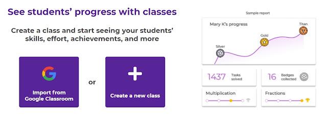 99 Math Student Progress