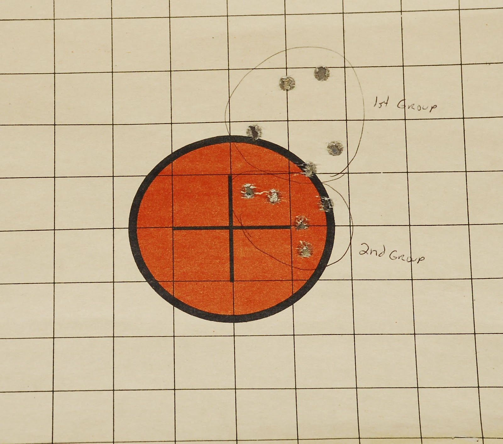Applying some Kentucky windage I was able to make some hits out to 600yrd.  Then I rezeroed the scope, only to learn that I can't dial my point of aim  any ...