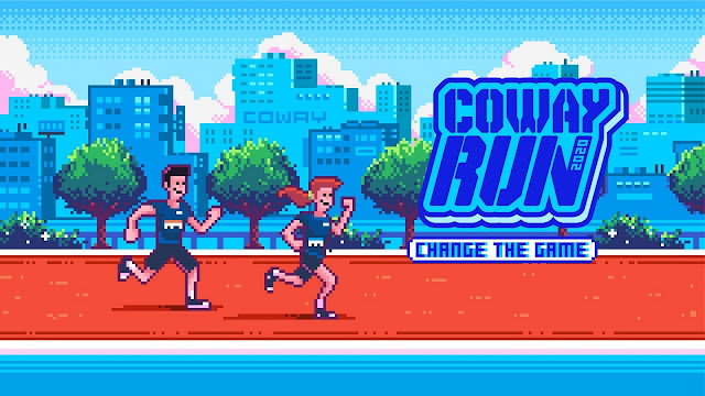 GET FIT WITH COWAY RUN 2020 FOR A GOOD CAUSE!