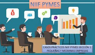 Casos prácticos NIIF para PYMES