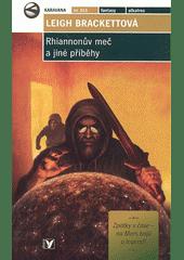 obálka knihy Rhiannonův meč a jiné příběhy