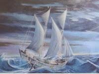 Perahu Phinisi Mahakarya Nenek Moyang Sang Pelaut