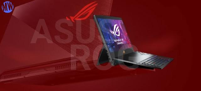 3 Laptop Gaming ASUS seri ROG Terbaru 2019 - Spesifikasi Laptop ROG Terbaru ASUS -