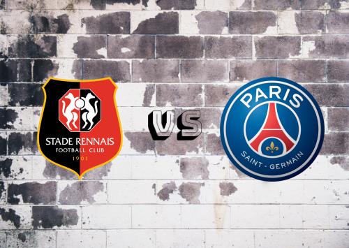 Rennes vs PSG  Resumen