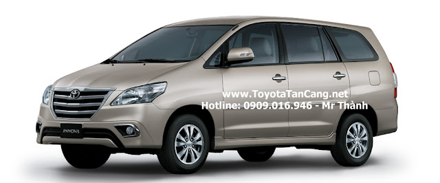 toyota innova 2016 toyota tan cang mau nau vang - Đánh giá xe gia đình đa dụng Toyota Innova 2016 : Vô đối tại Việt Nam - Muaxegiatot.vn