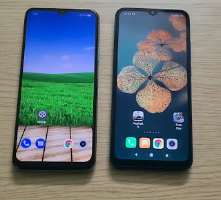 Realme C11 vs Redmi 9A