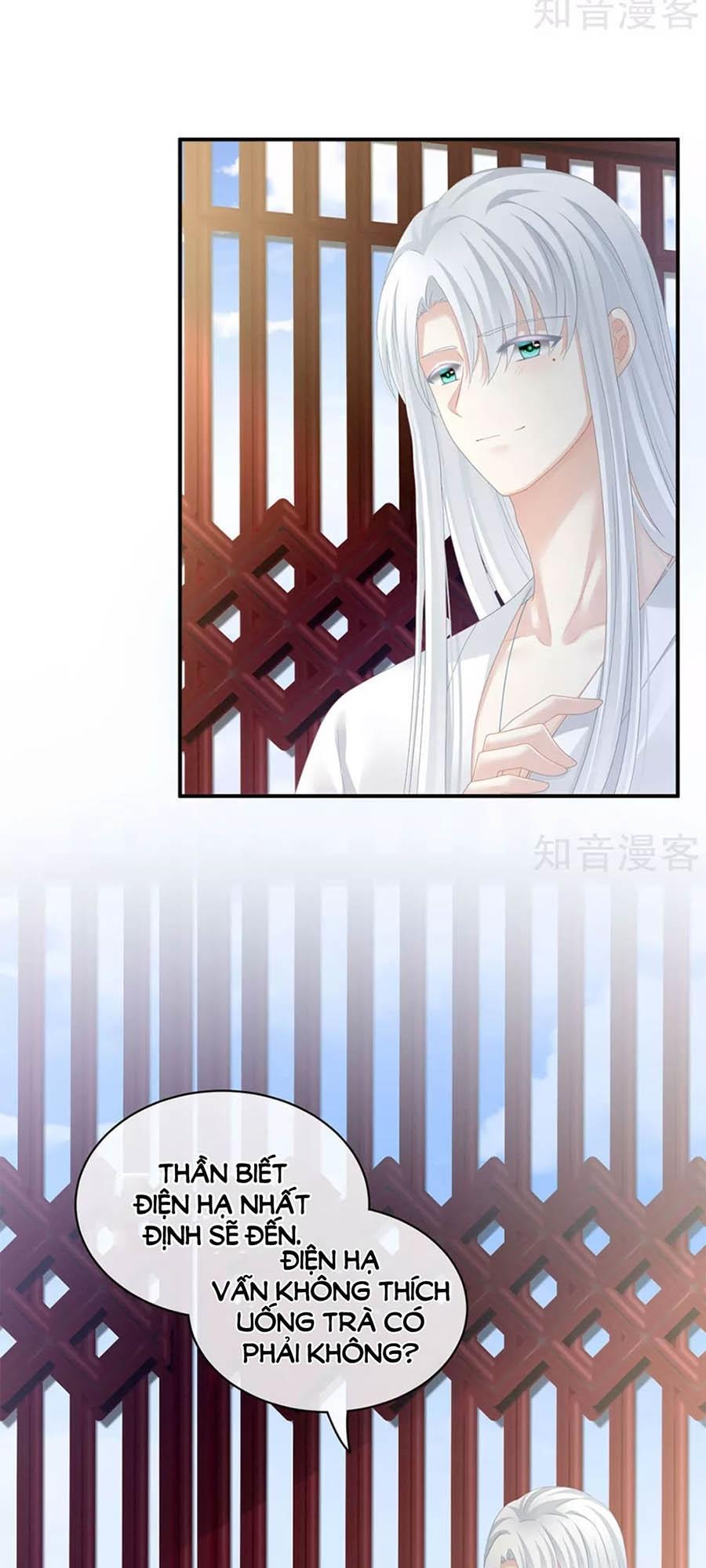 Hậu Cung Của Nữ Đế chap 113 - Trang 10