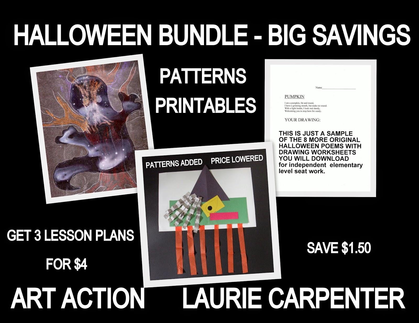 The Best Of Teacher Entrepreneurs Halloween Lessons Bundled