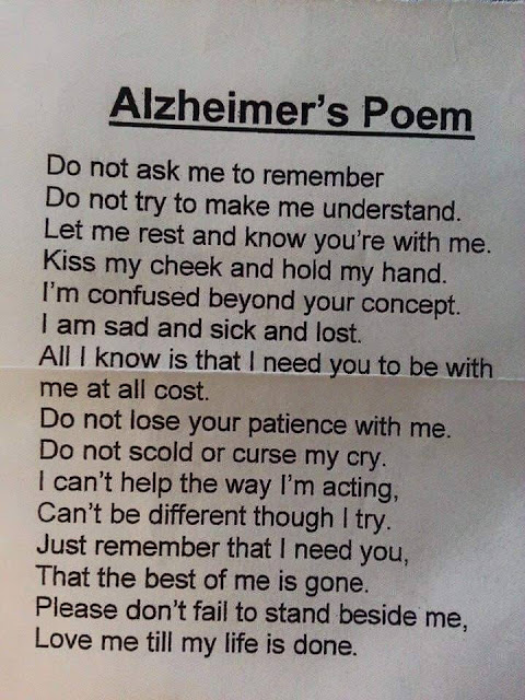 Elderly and Alzheimer's