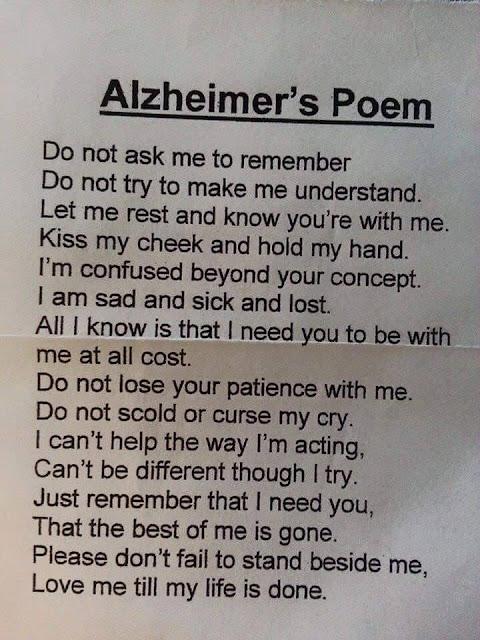 Elderly and Alzheimer's