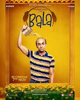 Bala (2019) Full Movie Hindi 480p pDVDRip Free Download