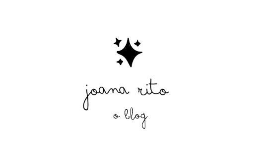 """5 coisas que adoro no blog """"Joana Rito"""""""