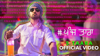 5 taara lyrics punjabi song