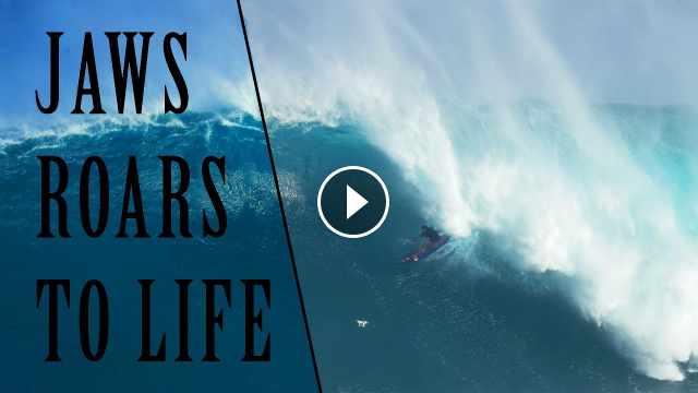 Jaws Roars to Life December 3rd 2020 Kai Lenny Albee Layer and Crew Blow Minds - The Inertia