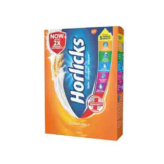 Deals on Horlicks Health & Nutrition drink - 500 g